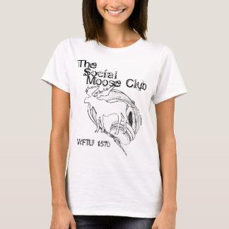 El club social de los alces (el suyo) playera