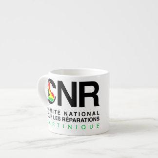 El CNR Martinica (2016) Tasse Taza Espresso