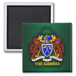 El COA de Gambia Imán Cuadrado