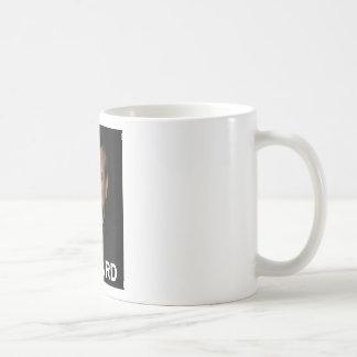 El cobarde tazas de café