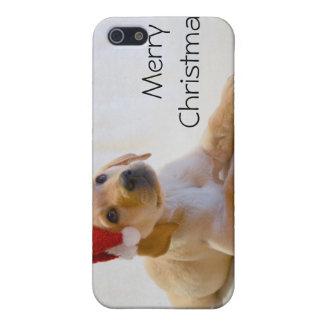 """¡El """"cobre"""" dice Felices Navidad! iPhone 5 Funda"""
