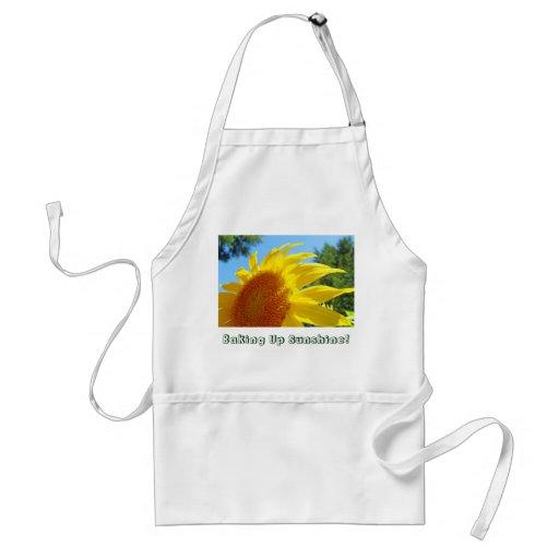 ¡El cocer encima de la sol! los girasoles amarillo