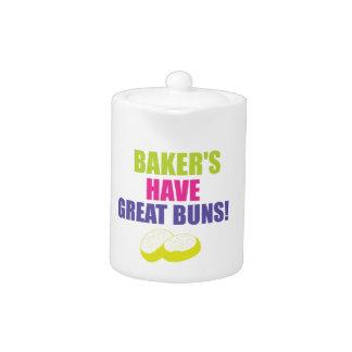El cocer - los panaderos tienen buenos bollos