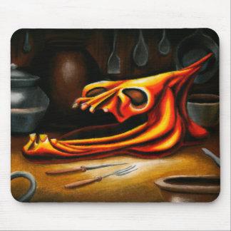 El cocer - Mousepad (ilustraciones fijas)