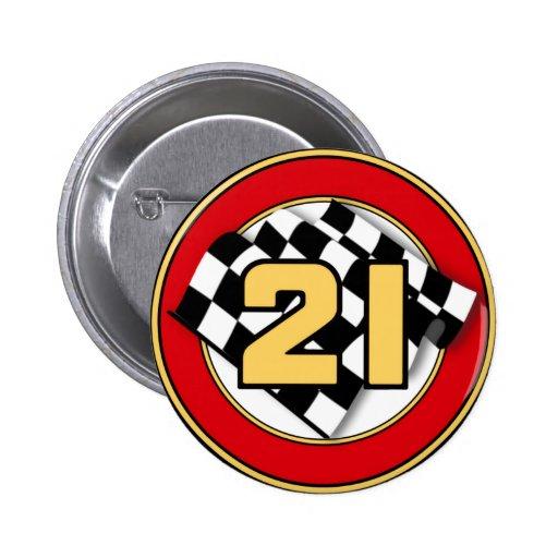 El coche 21 pin redondo de 2 pulgadas