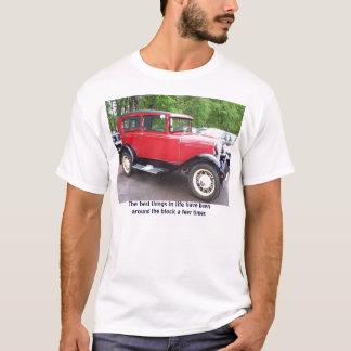 El coche antiguo, las mejores cosas de la vida playera