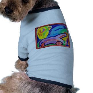El coche de Frankie Camisa De Perrito