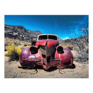 El coche de la langosta un vintage Chevy 1939 Fotos