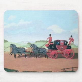 El coche de Liverpool y de Londres Royal Mail, 181 Alfombrilla De Raton