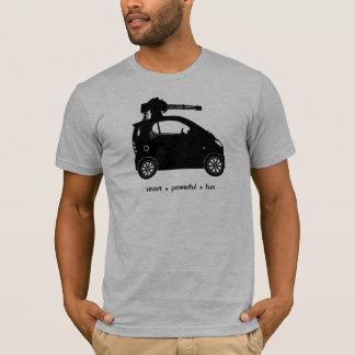 El coche elegante playera