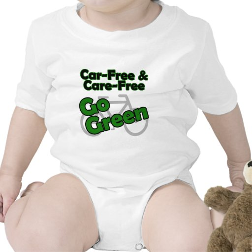 el coche libre y el cuidado liberan camiseta