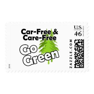 el coche libre y el cuidado liberan