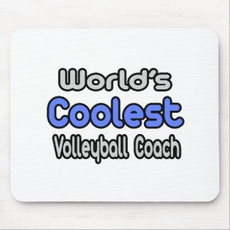 El coche más fresco del voleibol del mundo tapete de raton