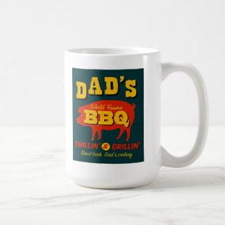 El cocinar del papá taza