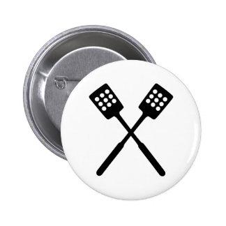 El cocinar - espátula pin