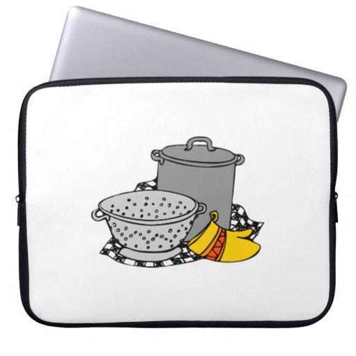 El cocinar manga portátil
