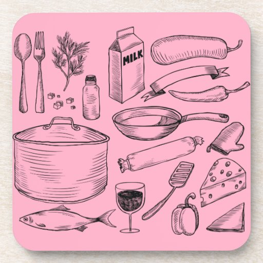 El cocinar posavaso