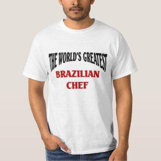 El cocinero brasileño más grande del mundo remera