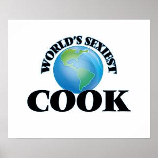 El cocinero más atractivo del mundo poster