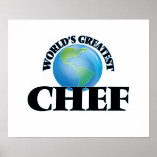El cocinero más grande del mundo impresiones