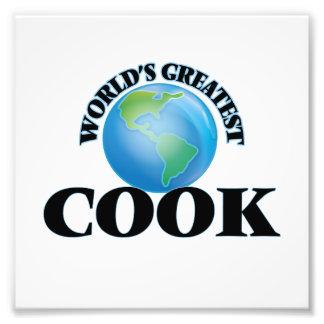 El cocinero más grande del mundo fotografias