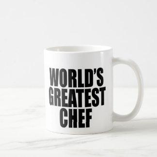 El cocinero más grande del mundo taza clásica