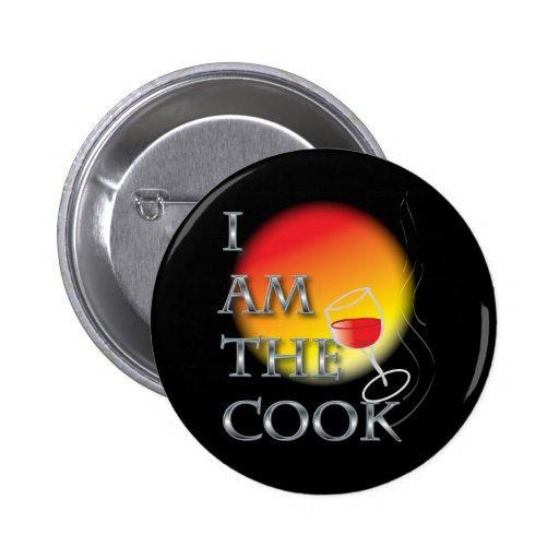 El cocinero pin