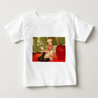 El cocinero que se sienta t-shirts