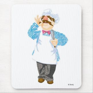 El cocinero sueco Disney de los Muppets Tapete De Ratones