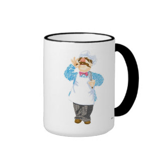El cocinero sueco Disney de los Muppets Taza