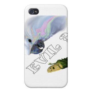 El Cockatoo encuentra al rey del maíz iPhone 4 Cobertura