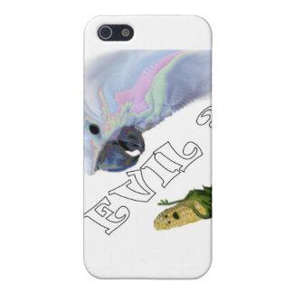 El Cockatoo encuentra al rey del maíz iPhone 5 Fundas
