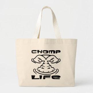 El cocodrilo Chomp vida Bolsa