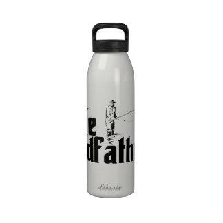 El Codfather Botella De Agua