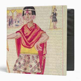 """El Codice Murua Carpeta 1 1/2"""""""