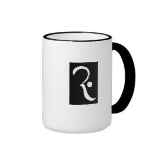 El codicioso taza de café