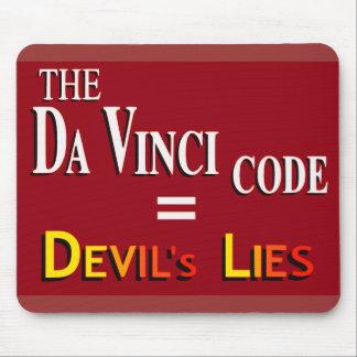El código de da Vinci Mousepad