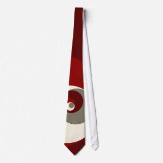 El coeficiente de oro circunda (el rojo) corbatas