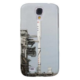 El cohete de Ares IX se ve en la plataforma de Funda Para Galaxy S4