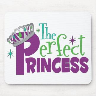 el cojín perfecto de la princesa ratón alfombrilla de raton