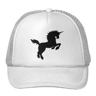 El coleccionable colorea unicornio en casquillo ne gorros bordados