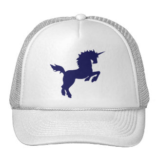 El coleccionable colorea unicornio en gorra ultram