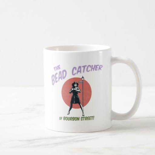 El colector de la gota tazas de café