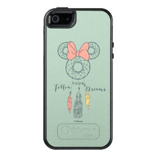 El colector ideal de Minnie Mouse el | sigue sus Funda Otterbox Para iPhone 5/5s/SE