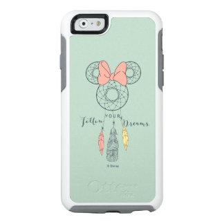 El colector ideal de Minnie Mouse el | sigue sus Funda Otterbox Para iPhone 6/6s