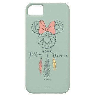 El colector ideal de Minnie Mouse el | sigue sus iPhone 5 Carcasas