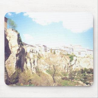 """El """"colgante contiene"""" Cuenca España Tapete De Ratón"""