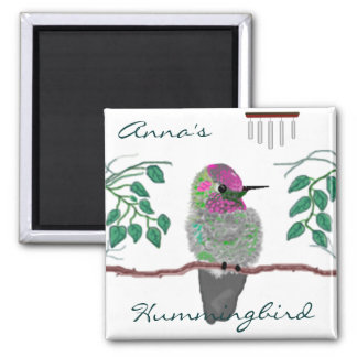 El colibrí de Ana Iman De Nevera