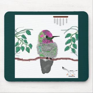 El colibrí de Ana Tapete De Ratón