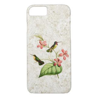 El colibrí de la costa funda iPhone 7